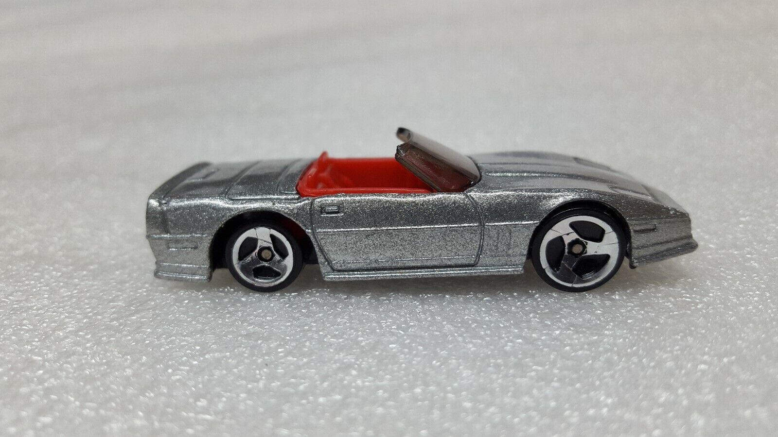 promociones de descuento Hot Wheels Wheels Wheels 1988 Corvette 1995 exclusivo error de fábrica personalizadas Corvette 3spk  garantía de crédito