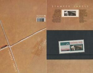 1991-ACROSS-TOWN-SYDNEY-STAMPED-LABELS-PACK-1-LABEL-MINT-amp-PERFECT