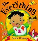 The Everything Book by Denise Fleming (Hardback, 2000)