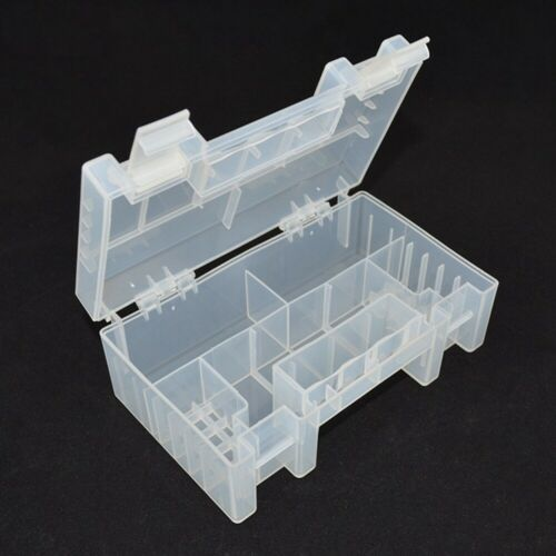 Batteriespeicher Kunststoffgeh?use Für AA AAA C Batteriehalter Box Container ED