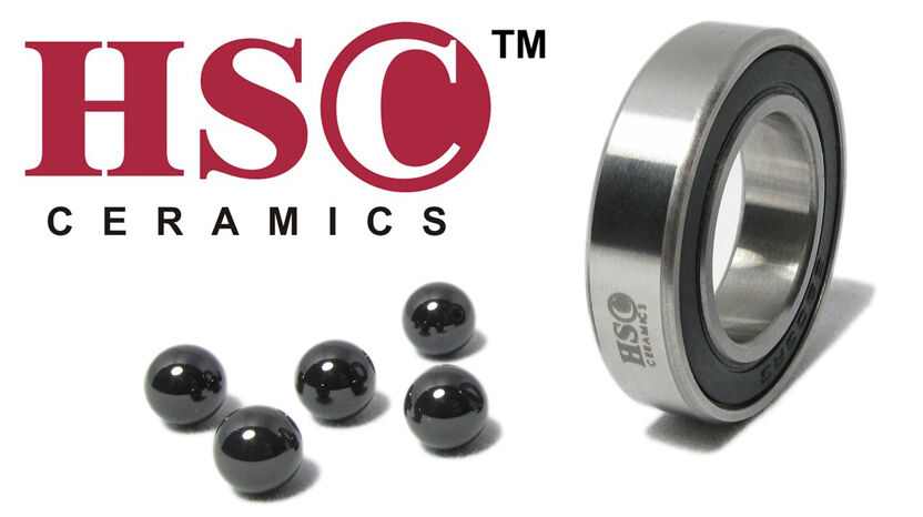 Mavic Cosmic wheel ceramic bearing set M40078, 330 000 01 (2014)