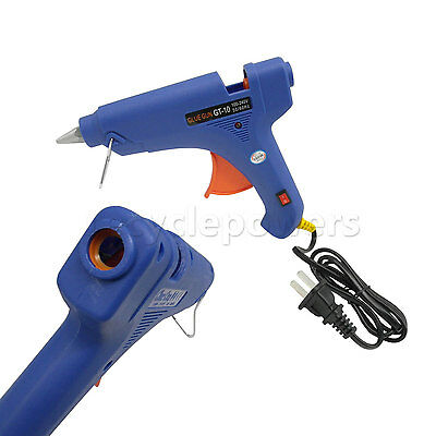 Professional Heating Hot Melt Glue stick Gun High Quality 100W Electric 11mm