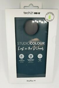 Tech21 Studio Colour Lost In The Woods Case For Oneplus 7t Green Case Ebay