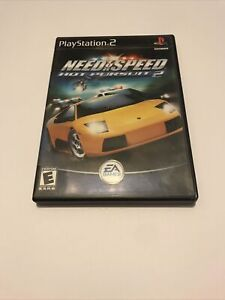 Need for Speed: Hot Pursuit 2 (Sony PlayStation 2, 2002)