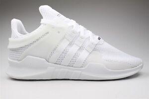 Details zu Adidas Equipment Support ADV 9116 all white weiß EQT Sneaker schuhe BA8322