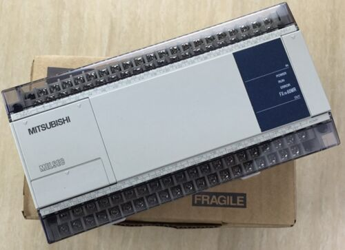 NEW Mitsubishi PLC FX1N-60MR-001 FX1N60MR001 Programmable Logic Controller #RS08