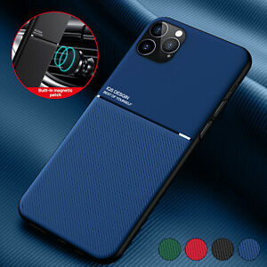 Shockproof Magnetic Slim Hard Case For iPhone 12 Pro Max Mini 11 XR XS 678 Plus