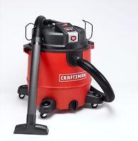 Craftsman Xsp 20 Gallon 6.5 Peak Hp Wet/dry Vac Shop Garage Vacuum