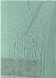 08b1828fe05 Image is loading Micro-Modal-Silk-Jersey-Sheer-Knit-Fabric-Mint