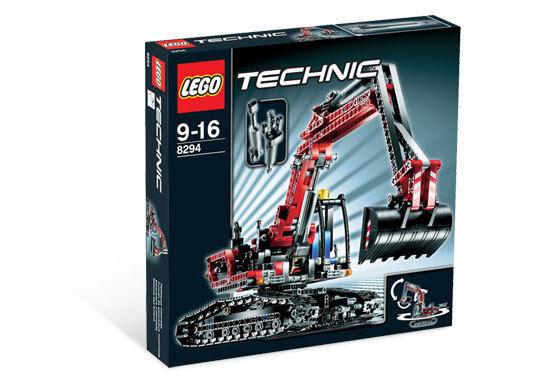 LEGO Technic   8294 Excavator / NEW Sealed