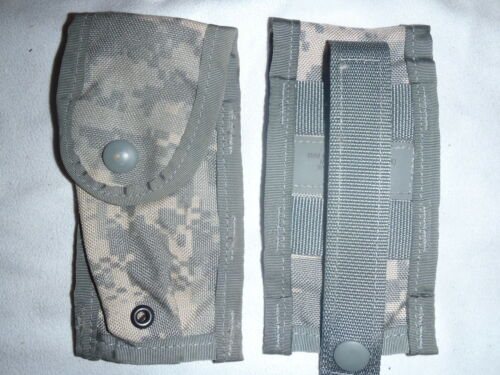 US Military Issue Pistol Magazine Pouch Molle Single Mag Pouch