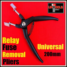 Relay Removal Pliers Fuse Electrical Box Relay Puller Tool Auto Universal