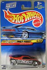 Hot Wheels 1:64 Scale 1999 Tony Hawk Skate Series SPEED BLASTER