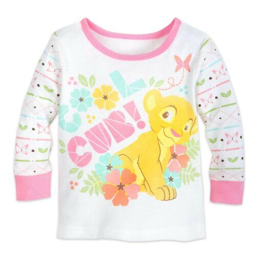 Disney Authentic The Lion King Nala PJ PALS Pajamas Baby 0 3 6 9 12 18 Months