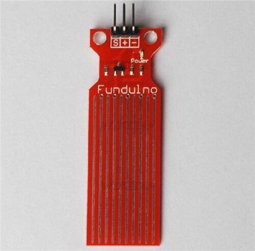 5Pcs Water Level Sensor For Arduino Depth Of Detection Water Sensor New Ic bx