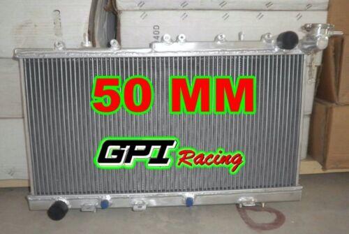 GPI Aluminium Radiator For Nissan N14 GTIR SR20DET Pulsar N15