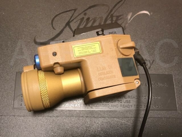 Element LLM-01 Multi IR Red Laser / Light Aimming Module (EX214N 2017 Ver. TAN)