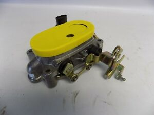 new oem 1995 1997 lincoln continental throttle body assembly rh ebay com 1997 Lincoln Town Car 2000 Lincoln Continental