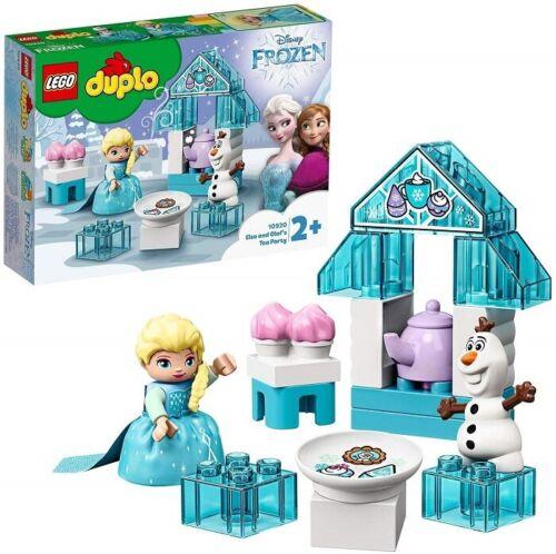 Lego 10920 Duplo Princess Il Tea Party di Elsa e Olaf Disney Frozen