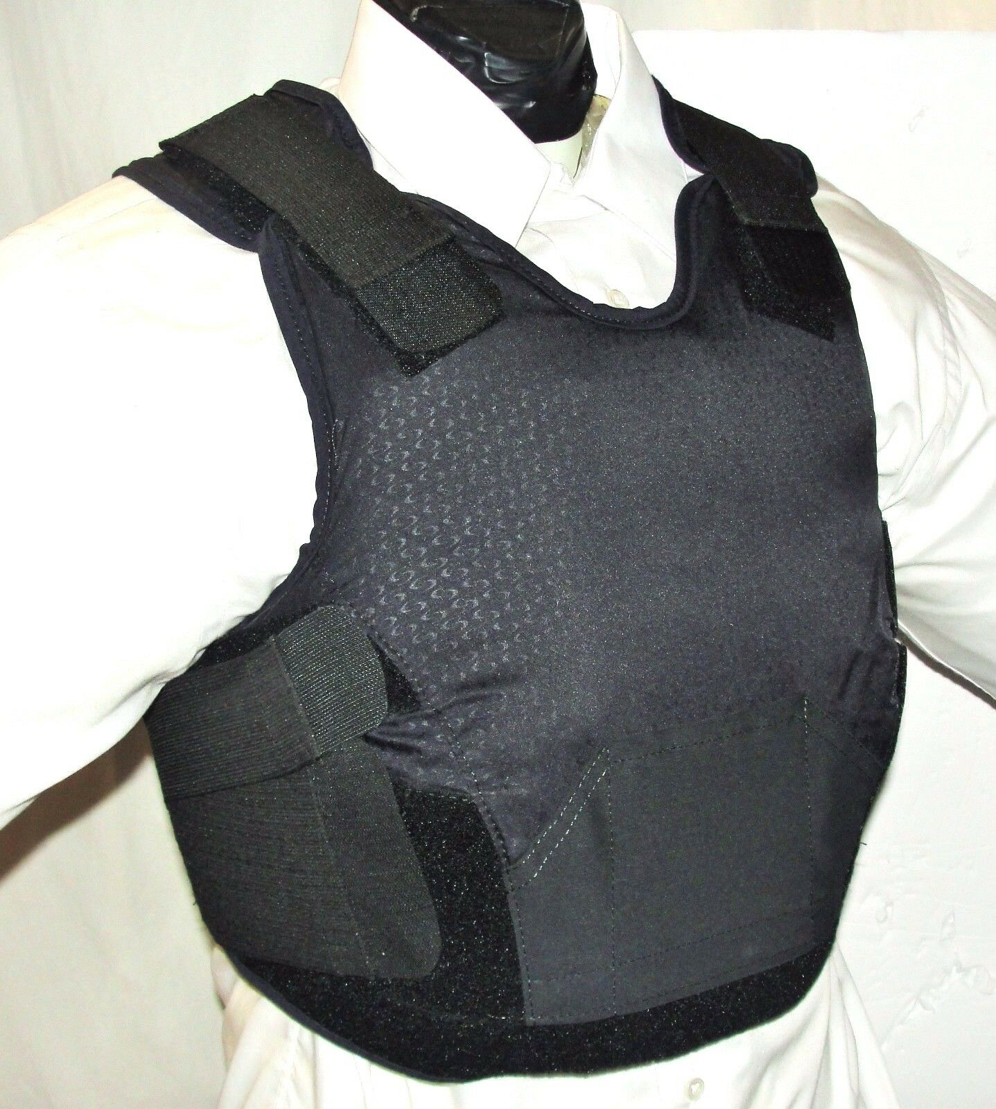 Large  Female IIIA BulletProof Concealable Body Armor Carrier Vest Inserts  online fashion shopping