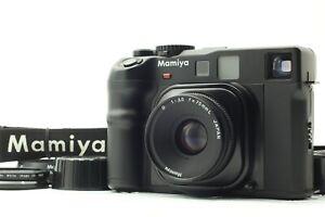 CIA si sarebbe Nuovo di zecca in ritardo NEW Mamiya 6 MF Telecamera + G 75mm f/3.5 L Paraluce dal Giappone