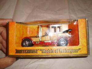 Matchbox-Lesney-Yesteryear-Y-7-1912-Rolls-Royce-1973