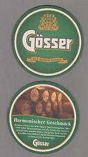 Neuer BD - Beermat , Österreich, Brauerei Gösser  aus Leoben - Göss