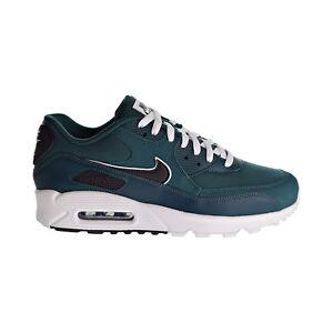 c9ff10ad36c Nike Air Max 90 Essential Men s Rainforest Oil Grey White aj1285-301 ...