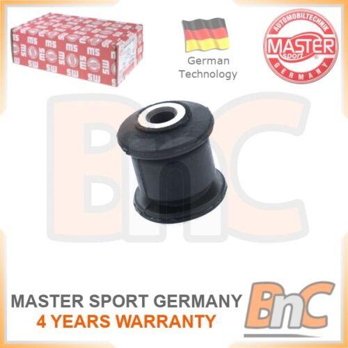 # Genuine MASTER-SPORT GERMANIA HEAVY DUTY BRACCIO DI CONTROLLO FRONTALE-Braccio Longitudinale Bush//