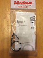 Fsa Vision Tech Aero Headset Spacer 5mm 1 1/8 Alloy Tt Road Bike
