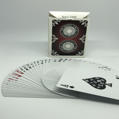 The Magic Circle playing Cards