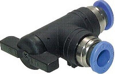 Winkel-Absperrventil mit Steckanschluss - alle Größen erhältlich - NEU