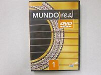 Mundo Real 1 Spanish Dvd Video Cambridge Isbn 1107414334