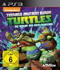 Teenage Mutant Ninja Turtles: Die Gefahr des Ooze-Schleims (Sony PlayStation 3, 2014, DVD-Box)
