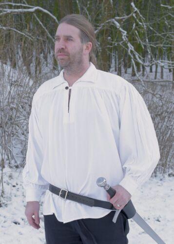 Battle Merchant ritterhemd mittelalterhemd Chemise Moyen âge Latex s-3xl