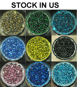 7fc2c0df33029 Image is loading 1440pcs-10-Gross-Czech-Crystal-Rhinestones-Top-Quality-