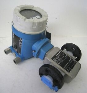 Endress-Hauser-Promag-53-Electromagnetic-Flowmeter-Promag-H-Sensor-53H15-HBBB1A