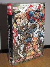 Marvel X-Force Omnibus Volume 1 HC Hardcover DM Variant New & Factory-Sealed