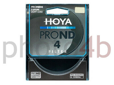 Hoya 82 mm / 82mm NDx4 / ND4 PROND Filter - NEW
