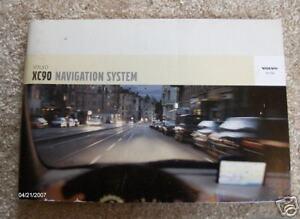 volvo xc xc  navigation owners manual ebay