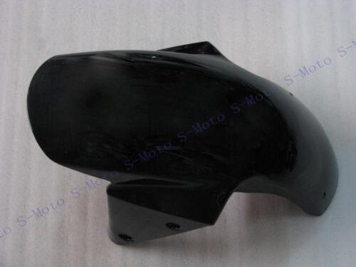 Front Fender fairing Plastic Cowl Fit For KAWASAKI Z1000 2003-2006 2004 2005 BLK