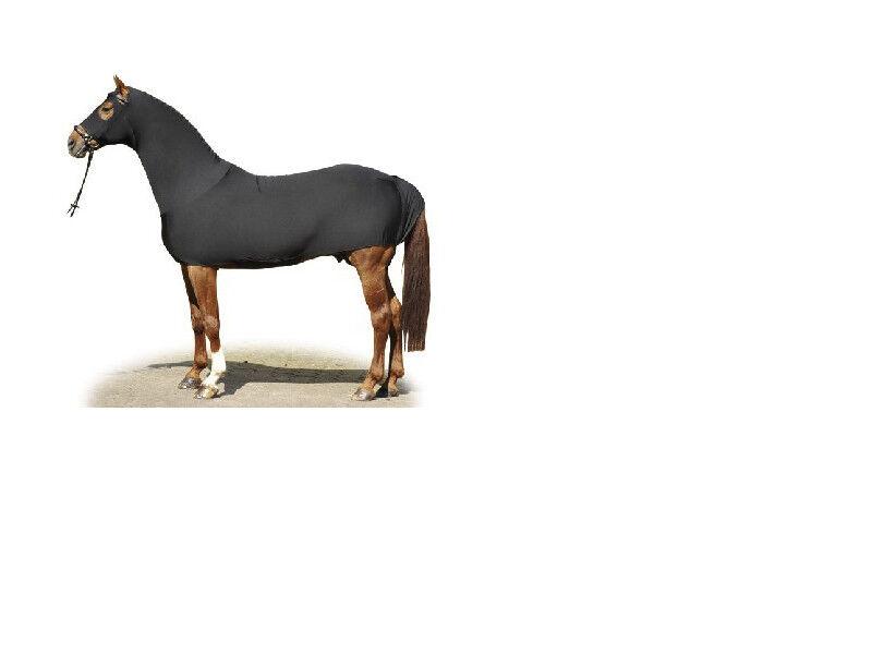 HKM lycra stretch a quattro vie Tappeto Cavtuttio Pony Tuta CONSEGNA GRATUITA