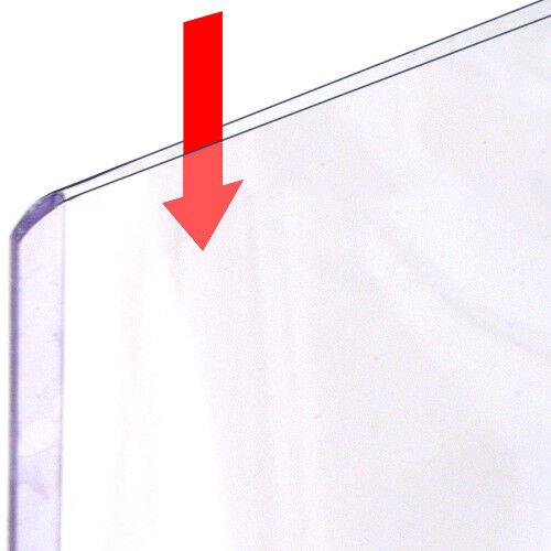 "StoreSMART 11/"" x 14/"" Rigid Print Protector 5Pk Top Loaders HPP11X14-5"