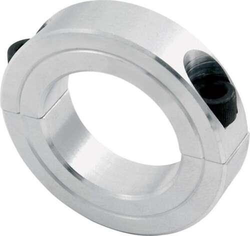 Natural 1-1//8 in ID Allstar Shaft Collar Clamp-On Each 52146 Aluminum