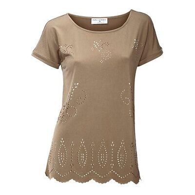 T-Shirt, Rick Cardona,Gr.34,38,40,42, 95% Polyester, 5% El.. Futter: 100%Viskose