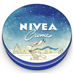 Image result for NIVEA tin christmas