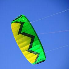 3M² Quad Line Traction Kite Power Water Trainer Kite Parafoil Parachute Pro