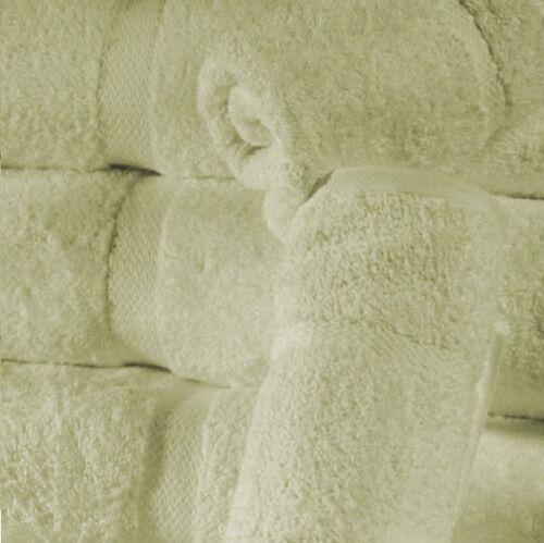 4 beige cotton hotel bath towel large 27x54 *premium* st moritz 17# dozen