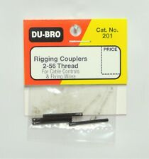 Dubro DB201 Rigging Coupler 2-56