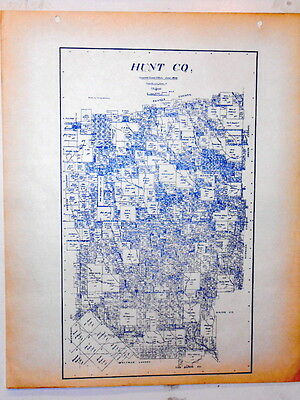 Old Hunt County Texas Land Office Owner Map Greenville Caddo ... Caddo Mills Map on lafayette map, tensas map, fairfield map, the ojibwa map, shinnecock indian nation map, wyandotte nation map, pawnee national grasslands colorado map, newcastle map, shreveport district map, sisseton wahpeton oyate map, clayton map, the apache map, cochiti map, texas map, eastern band of cherokee indians map, concordia map, hidatsa map, covington map, fort supply map, empire city map,